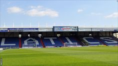 Boundary Park - Oldham Athletic.