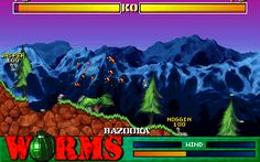 Worms - PC - 1995