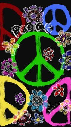 peace flowerpower