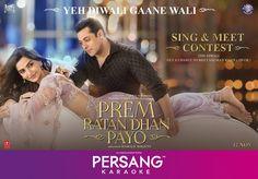 Get a Chance to Meet #salmankhan #salman, Celebrate this Diwali with Salman Khan. Participate in Persang Karaoke Singing Contest and Meet Prem. for Details Visit: www.persangkaraoke.com
