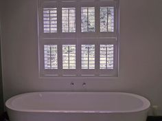 Photos of plantation shutters that Newbury Shutters has installed in the Berkshire, Hampshire, Oxfordshire and Buckinghamshire area.