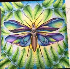 --> For the top adult coloring books and writing utensils including colored pencils, gel pens, watercolors and drawing markers, please visit http://ColoringToolkit.com. Color... Relax... Chill.