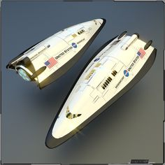 Shuttle XS - 01 by PINARCI via deviantART