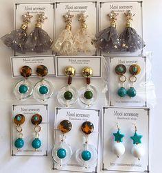 Diy Jewelry, Jewelry Accessories, Pearl Earrings, Drop Earrings, Stones, Jewels, Bracelets, Handmade, Design