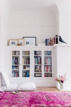 Tips for adding personality to neutral spaces!  www.daintyhooligan.com