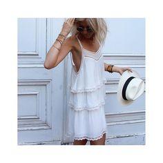"""@damoyantwerp looks amazing in her #ANINEBING dress and hat❥ #aninebingdress"" Photo taken by @aninebing on Instagram, pinned via the InstaPin iOS App! http://www.instapinapp.com (07/03/2015)"
