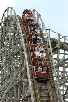 Predator - Shake, Rattle and Roll.  Love this coaster.
