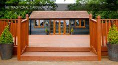 Traditional Garden Room | Office | Granny Annex | Gym