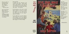 Five Run Away Together. Enid Blyton.