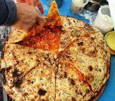 الملة السوفيه تتحدا البيتزا الأيطاليا
