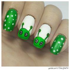 25 Best Easy Freehand Nail Art For Beginners Images On Pinterest