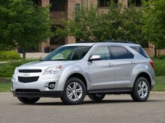 Kelley Blue Book's Top 10 Most Fuel-Efficient SUVs & Crossovers (Includes 2012 Chevrolet Equinox)