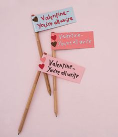 super-easy -- and practical -- valentine gift.