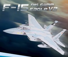 FMS Model F15 Eagle 64mm RC Jet V2 FMS010  Price: 145.99 & FREE Shipping #computers #shopping #electronics #home #garden #LED #mobiles #rc #security #toys #bargain #coolstuff |#headphones #bluetooth #gifts #xmas #happybirthday #fun Countries Around The World, Natural Disasters, Airplanes, Fighter Jets, Eagle, Free Shipping, Computers, Tech, Electronics Gadgets
