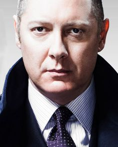 James Spader. Quite at home with his own eccentricity.