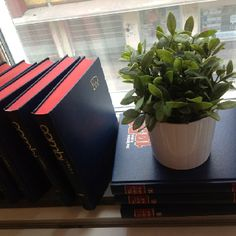 Växter böcker enkelt effektfullt Bluetooth