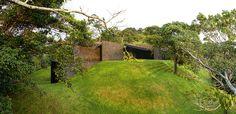 Casa Altamira - Back of House #CostaRica #architecture #design #realestatecostarica - Real Estate Costa Rica #buyrealestatecostarica - Buy Real Estate Costa Rica