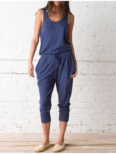 Alternative Apparel Romper Room Romper : Women-- why do I find myself wanting to sleep in this?!?