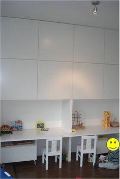 Interieurideeën | Besta kasten van Ikea maken mooie kinderspeelhoek Door saskiapeperkamp