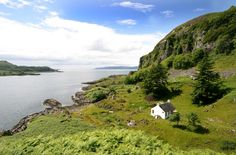 Tigh Beg Croft self catering holiday cottage in Argyll, Scotland Beautiful secluded cottage in lerags glen just 20 mins drive from oban it was used in the films 'ring of bright water 'and 'enigma' the best glen in Scotland ...visit the barn bar too if you go xx