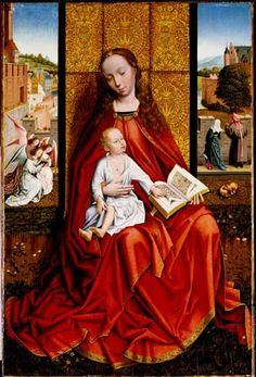 late medieval painting madonna - Google Search