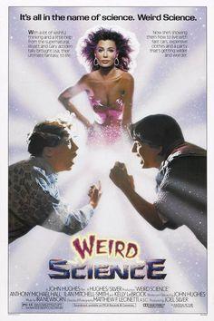Weird Science Movie Poster - Internet Movie Poster Awards Gallery