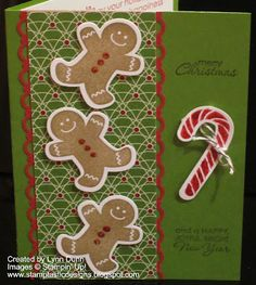 Stamptastic Designs: Scentsational Christmas