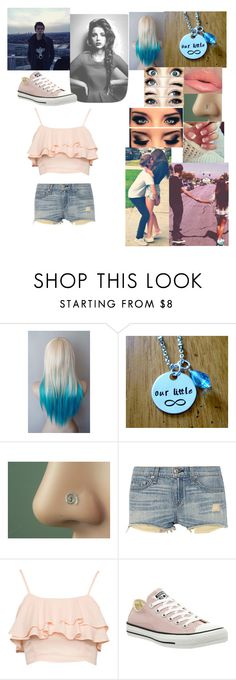 """""""Usual Day out with bæ Callum Airey"""" by universe-hates-me ❤ liked on Polyvore featuring rag & bone, OPI and Converse"""