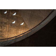 Cidade das Artes. (http://www.cidadedasartes.org/) Rio de Janiero/ RJ. Arquitetura: Christian de Portzamparc Foto: Danielle Ribeiro