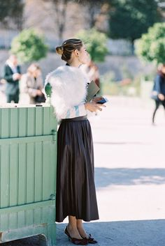 Vanessa Jackman: Paris Fashion Week SS 2016....Jenny