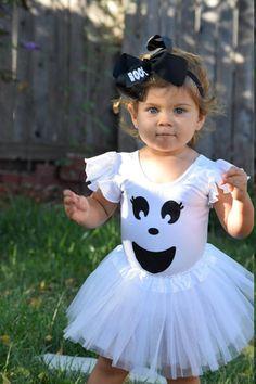 Girls Ghost Costume Baby Girl Halloween Costume Girls