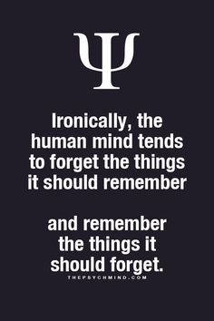 """thepsychmind: """"Fun Psychology facts here! That's true Psychology Says, Psychology Fun Facts, Psychology Quotes, Best Inspirational Quotes, Inspiring Quotes About Life, Fact Quotes, True Quotes, Qoutes, Psycho Facts"""