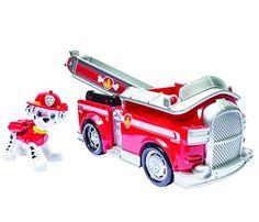 #Nickelodeon, Paw Patrol - Marshall's Fire Fightin' #Truck #Paw #Patrol http://amzn.com/B00ITOAWUC?tag=thep0658-20