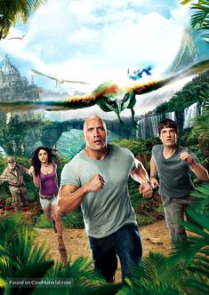 Journey The Mysterious Island poster, t-shirt, mouse pad Good Movies, Amazing Movies, Island Movies, The Mysterious Island, Cloverfield 2, Journey 2, Keys Art, The Rock, Art Images