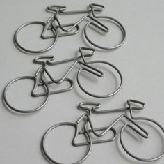 Love these new bicycle clips from Maya Road!