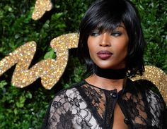 Naomi Campbell Talks About The Discrimination Black Models Face at Fashion Week
