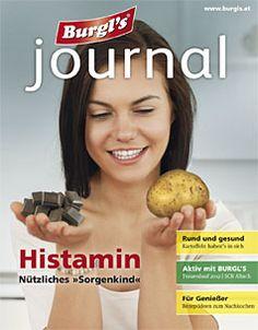 """Histamin - Nützliches """"Sorgenkind"""" Journal, Breakfast, Food, Health, Morning Coffee, Essen, Meals, Yemek, Eten"""