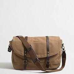Factory Carson messenger bag ($70, J Crew Factory)