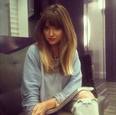 Ombre-Hair-with-Blunt-Bangs.jpg (500×494)