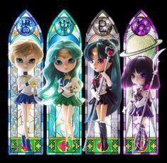 """sailor moon crystal"" - World of Eternal Sailor Moon Sailor Moon Stars, Sailor Neptune, Sailor Uranus, Sailor Moon Crystal, Anime Figures, Bjd Dolls, Nerd, Princess Zelda, Crystals"