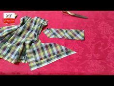 beautiful top cutting and stitching full tutorial Stitching, Summer Dresses, Beautiful, Tops, Fashion, Costura, Moda, Summer Sundresses, Fashion Styles
