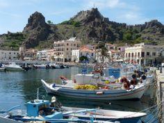 Le perle del Nord Egeo: Samos, Lesbo,Limnos, Icaria e Chio Samos, Mykonos Greece, Athens Greece, Crete Greece, Santorini, Cool Places To Visit, Places To Travel, Travel Destinations, Ferry