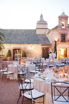 Truly & Madly Stories | Magnificent wedding at Hacienda Molinillos, Seville, Spain