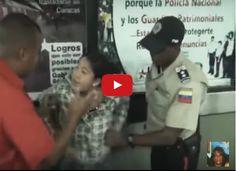 Policías se ensañan contra vendedores informales del Metro de Caracas  http://www.facebook.com/pages/p/584631925064466