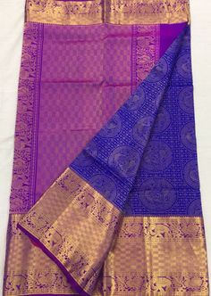 Pure Handloom Gadwal Silk Sarees - Elegant Fashion Wear