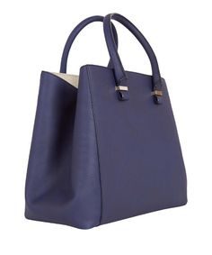 Navy Liberty Tote Bag