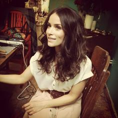 Abigail Spencer...beautiful sis in law