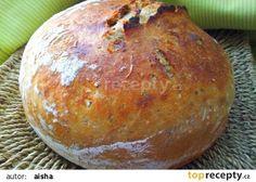 Domaci chleb se syrovatkou recept - TopRecepty.cz