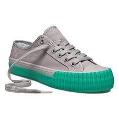 Center Lo Unisex Gray Teal by PF Flyers, love these shoes...PF Flyer website has lots more just as cool!!