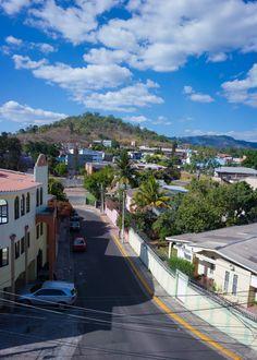 Tegucigalpa - Honduras (by Nan Palmero)